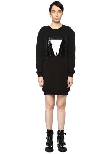 Que Elbise Siyah